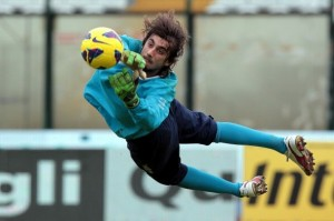 Genoa goalkeeper Mattia Perin -- who is currently on loan at Delfino Pescara 1936 -- is reportedly attracting interest from a number of top European clubs.