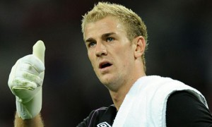 Joe Hart has suffered a dip in form this season, but does he still deserve to be undisputed England number one?