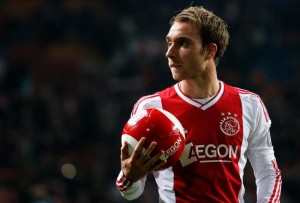 Liverpool are weighing up a summer swoop for highly-rated AFC Ajax and Denmark international midfielder Christian Eriksen.