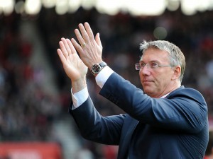 Nigel Adkins has been installed as the Reading boss