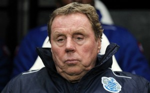 QPR boss Harry Redknapp celebrated his birthday with a 2-1 victory at Southampton