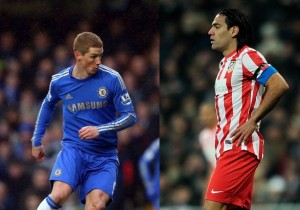 Reports this morning suggest that Fernando Torres and Radamel Falcao could be involved in a swap deal this summer