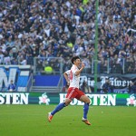 Hamburger SV sporting director Frank Arnesen has revealed that Heung-Min Son is in advanced contract negotiations with the club.