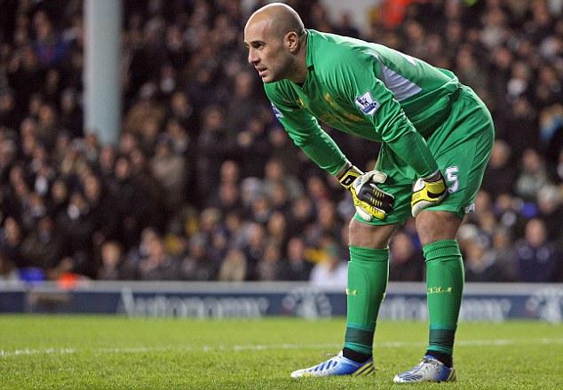 Tottenham Hotspur v Liverpool 2012-13