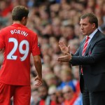 Liverpool striker Fabio Borini has insisted that he does not plan to leave the club in the summer.