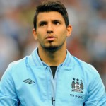 Sergio Aguero scored the winner for Manchester City in their 2-1 defeat of rivals Manchester United last night