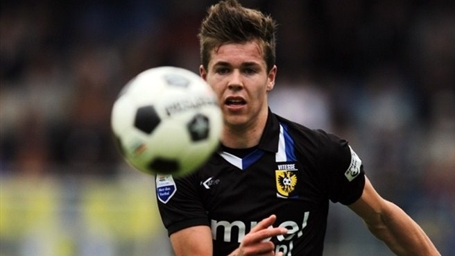Vitesse Arnhem midfielder Marco van Ginkel has refused to rule out a summer move away from the GelreDome.