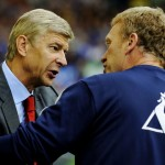Arsenal boss Arsene Wenger and Everton boss David Moyes are still hopeful of their sides qualyfying for the Champions League after sides drew 0-0 at the Emirates