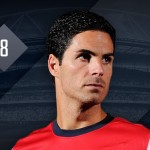 Arsenal's Mikel Arteta faces former-club Everton in this Evening's crucial clash