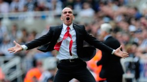 Sunderland boss enjoyed a 3-0 victory at Newcastle in his first north east derby