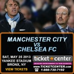 Chelsea vs Manchester City at Yankee Stadium