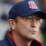 Stoke are in the fight for survival, as Tony Pulis' side welcome Manchester United to the Britannia Stadium later today