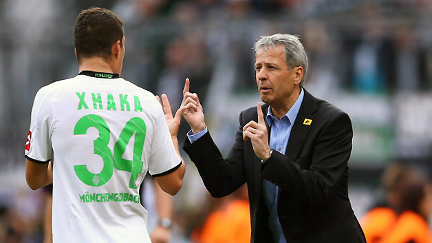 Borussia Monchengladbach midfielder Granit Xhaka has refused to rule out a summer exit from the Stadion im Borussia-Park.