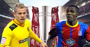 Crystal Palace and Watford face each other later today in the Championship play-off final
