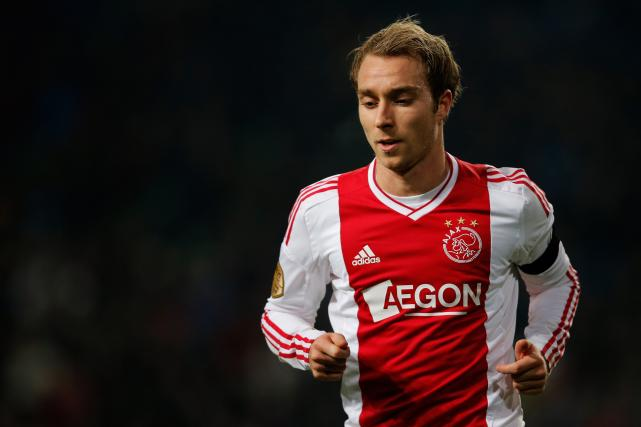 Christian Eriksen has confirmed there have been transfer talks between Ajax and Borussia Dortmund ahead of the summer transfer window.