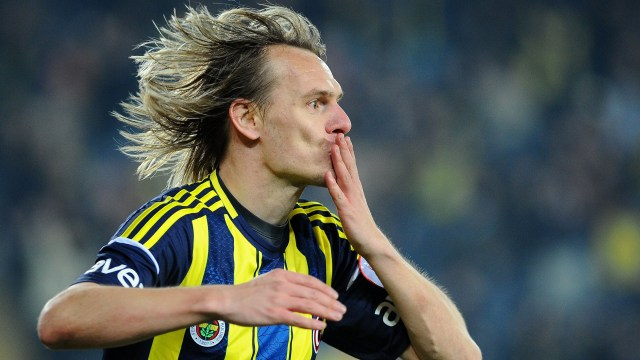 Fenerbahce winger Milos Krasic is reportedly attracting interest from a number of clubs in the English Premier League.