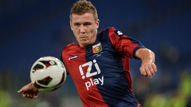 Genoa midfielder Juraj Kucka has revealed he is flattered by recent speculation linking him with a summer move to Liverpool.