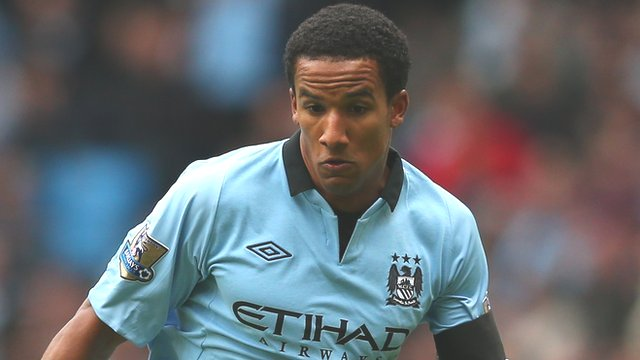 Manchester City manager Roberto Mancini has hinted the future of winger Scott Sinclair lies away from the Etihad Stadium.