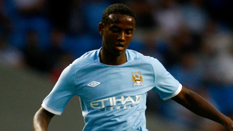 Manchester City midfielder Abdisalam Ibrahim is flattered by transfer speculation linking him with a summer move to Arsenal.