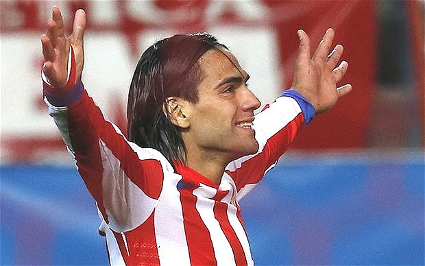 Radamel Falcao is set to undergo a medical at AS Monaco on Monday ahead of a reported €60 million move to the Stade Louis II.