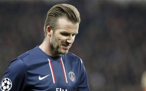 Former-England captain David Beckham set to retire at the end of the season after a career spanning 20 years