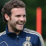Juan Mata's deflected goal in Chelsea's 1-0 win at Manchester United moved the Blues one step closer to Champions Leaguq qualification
