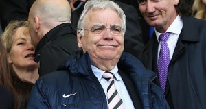 Everton chairman Bill Kenwright has hinted that the next Everton boss could already be at the club