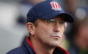Tony Pulis has left Stoke City by mutual consent after seven years
