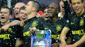 Wigan defeated Manchester City 1-0 in yesterdays FA Cup final