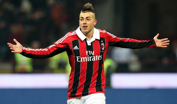 AC Milan forward Stephan El Shaarawy has played down reports linking him with a summer move to Manchester City.