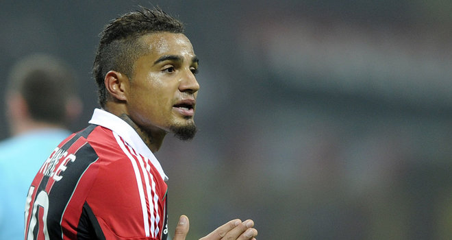 AC Milan vice-president Adriano Galliani has rubbished reports linking midfielder Kevin-Prince Boateng with a summer move to French moneybags AS Monaco FC.