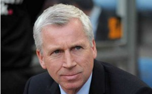 Newcastle boss Alan Pardew is under immense pressure after chief ally Derek Llambias quit the club