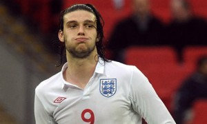 England striker Andy Carroll looks set to complete his £15million move to West Ham from Liverpool