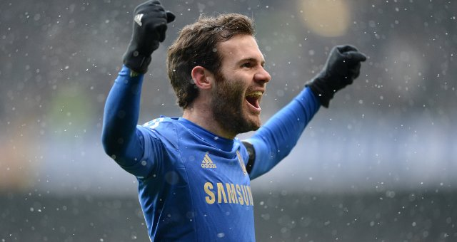 Chelsea F.C. No. 10 Juan Mata has rubbished reports linking him with a move away from Stamford Bridge this summer.