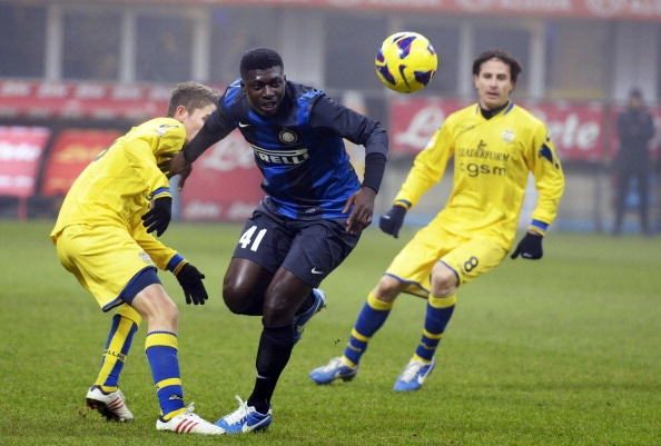 FC Internazionale Milano midfielder Joseph Alfred Duncan is flattered by reports linking him with a summer move to Sunderland A.F.C.