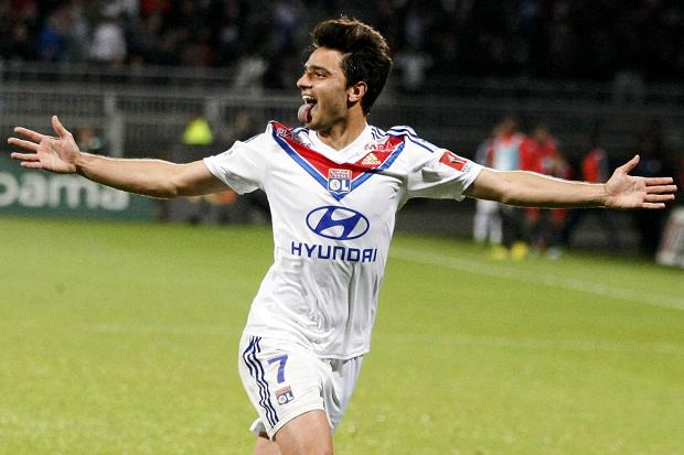 Olympique Lyonnais attacking midfielder Clement Grenier has poured fuel on speculation linking him with a summer move to Arsenal.
