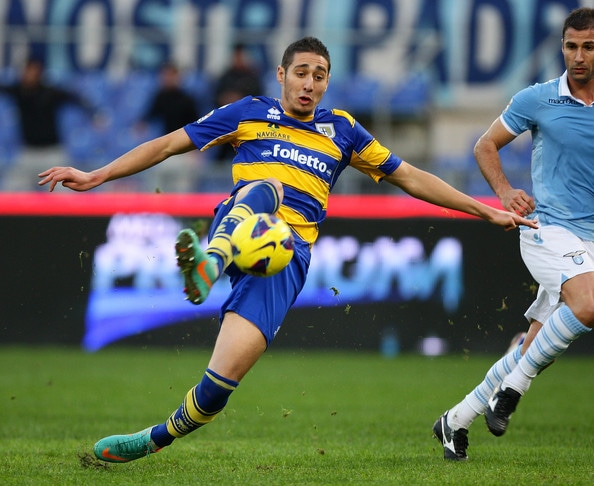 Parma F.C. striker Ishak Belfodil has talked up a potential move to Inter Milan.