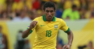 Tottenham are in discussions with Corinthians over the transfer of Brazilian midfielder Paulinho