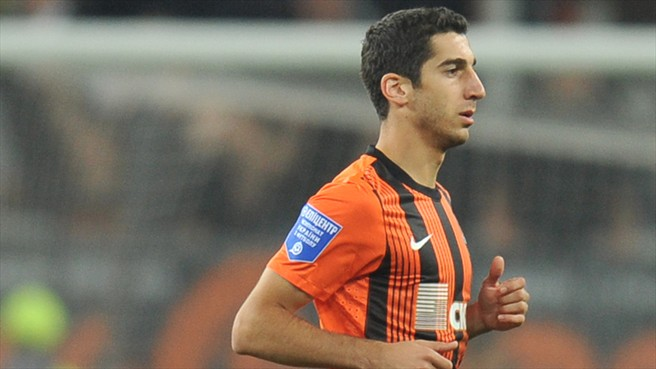 FC Shakhtar Donetsk CEO Sergei Palkin has revealed Borussia Dortmund have made a €23 million bid to sign Henrikh Mkhitaryan.
