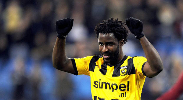 Swansea City have reached an agreement with Vitesse Arnhem for the transfer of Cote d'Ivoire striker Wilfried Bony.