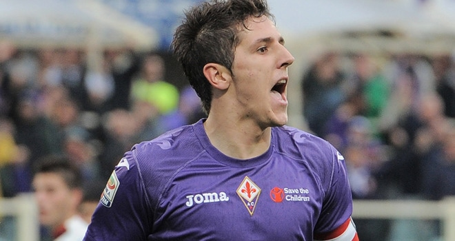 ACF Fiorentina have reached an agreement with Manchester City for the transfer of Stevan Jovetic.