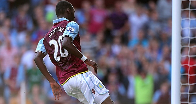 Aston Villa striker Christian Benteke has put pen to paper on a new four-year deal worth £60,000-a-week at Villa Park.