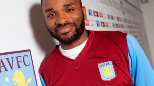Villa striker Darren Bent didn't have much to smile about last season, but he could soon be on the move