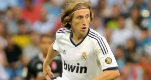 Real Madrid playmaker Luka Modric is being linked with a move to Manchester United