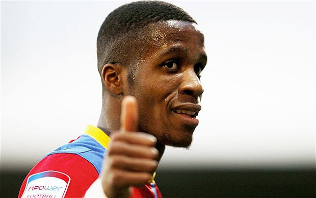 Manchester United winger Wilfried Zaha wants to stay at Old Trafford next season.