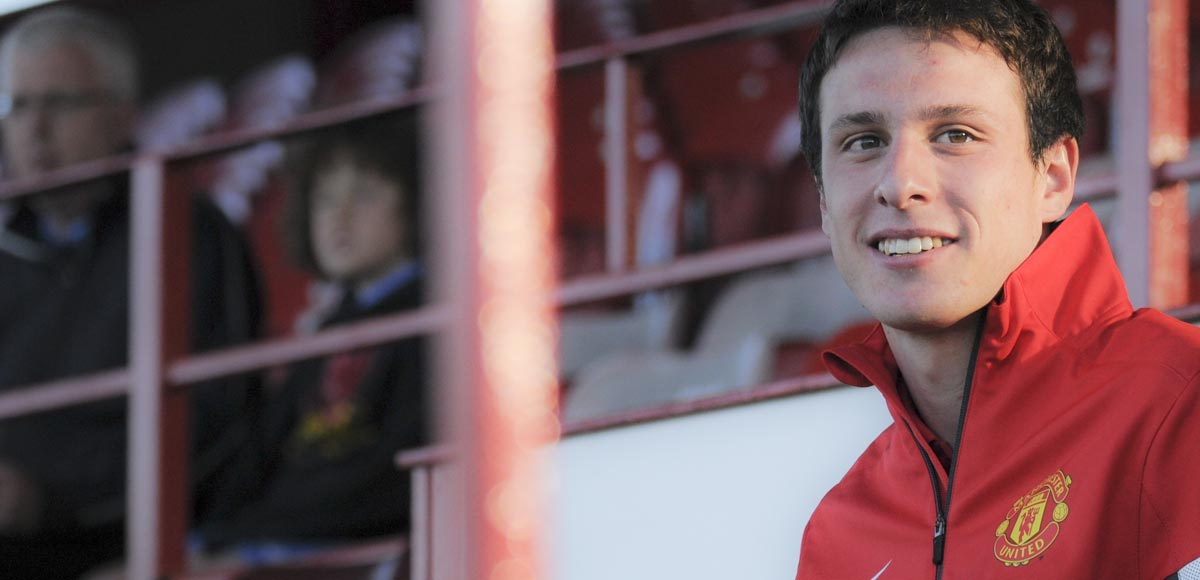 Paco Herrera has revealed he wants to bring Manchester United striker Angelo Henriquez to the Estadio de La Romareda this summer.