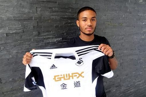 Swansea City A.F.C. have completed the signing of former Arsenal left-back Jernade Meade on a one-year deal.