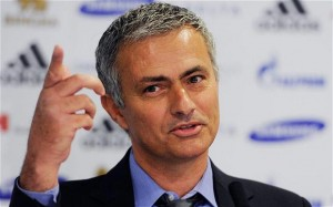 Jose Mourinho has returned to Chelsea to win the Premier League title
