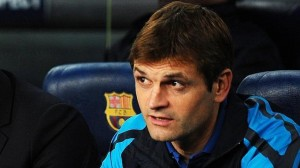 Tito Vilanova has stepped down as Barcelona boss due to ill health
