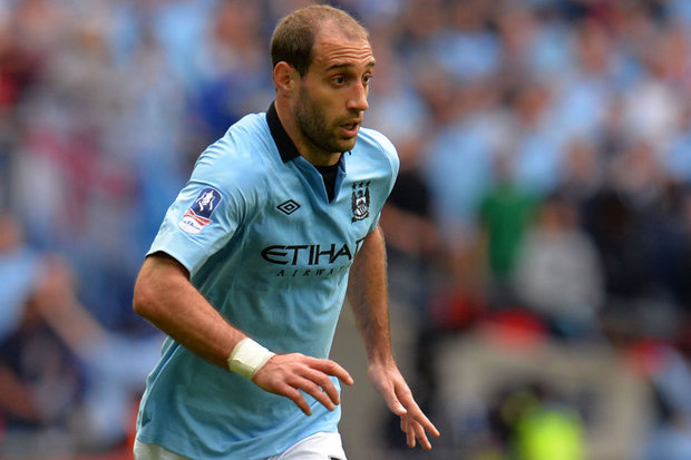 Argentina international right-back Pablo Zabaleta has put pen to paper on a new four-year contract at the Etihad Stadium